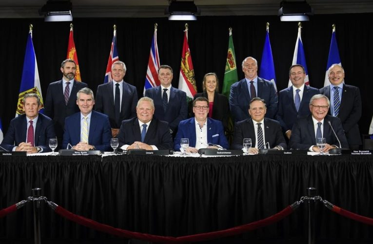 Premiers prepare for prolonged battle over increased federal health-care funding