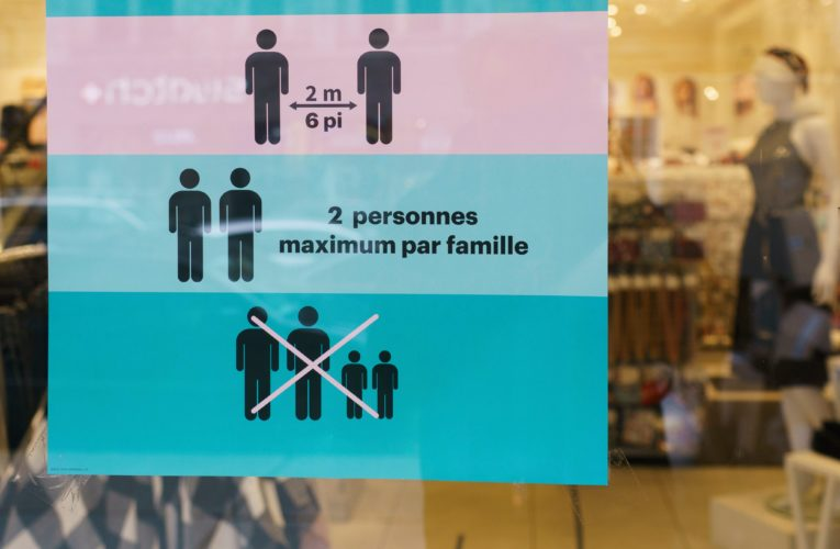 Quebec tightens measures for shopping malls, stores to limit coronavirus spread