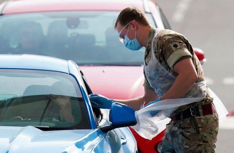 Several European countries ban travel from U.K. as new coronavirus strain spreads