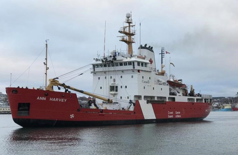 Two coast guard vessels in N.S. under lockdown after exposure to COVID-19
