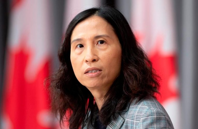 Watch live: Tam to give update on Canada's coronavirus vaccine rollout plan