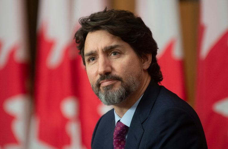 Watch live: Trudeau gives update on Canada's coronavirus vaccine plan