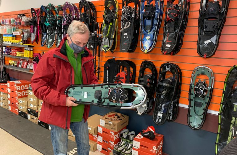 Winter sports are heating up amid COVID-19, says sporting goods retailer