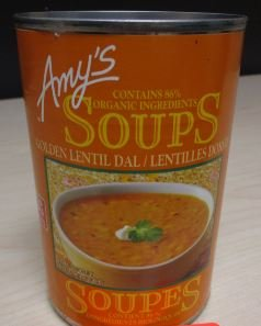 Amy's Kitchen Lentil Dal Soup recalled over undeclared egg allergen