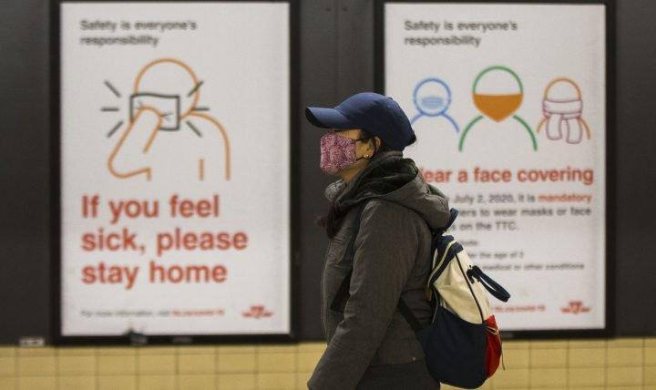 Canada's coronavirus cases surpass 650K as Quebec imposes new overnight curfew