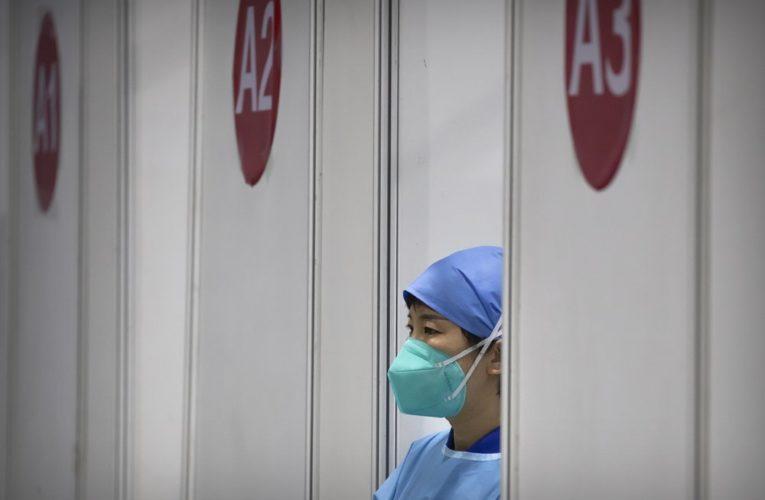 China builds new hospital in 5 days to fight surge in coronavirus cases
