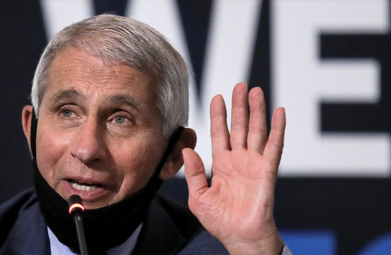 Fauci says 100M coronavirus vaccinations in 100 days 'absolutely a doable thing'