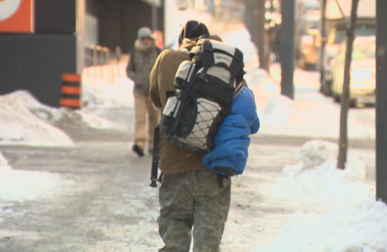 'It is working': Quebec will not grant curfew exemptions to homeless population