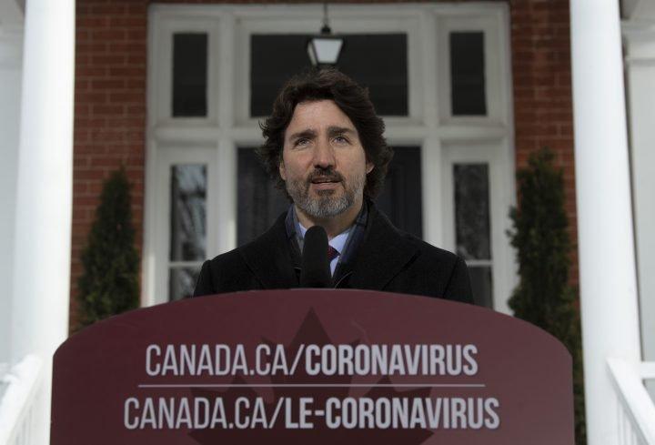 Justin Trudeau mulls mandatory hotel quarantine for returning travellers