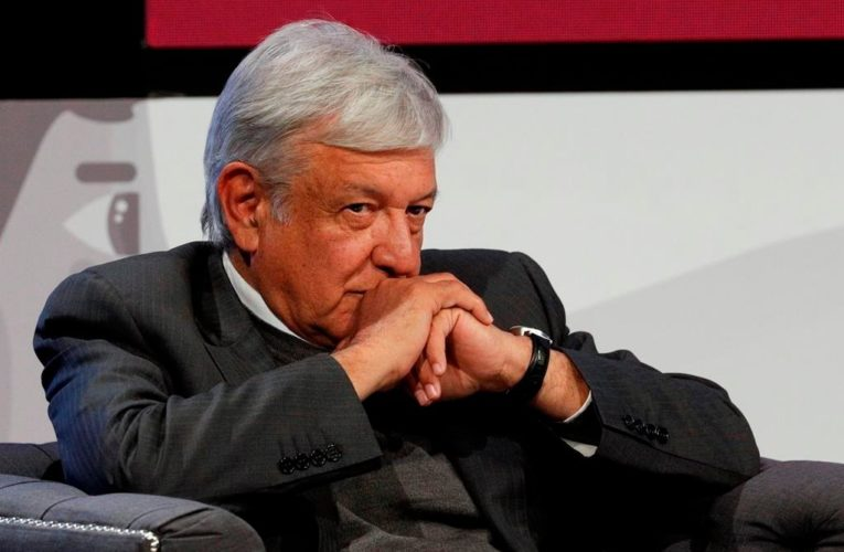 Mexican president's coronavirus diagnosis fuels new criticism of pandemic response