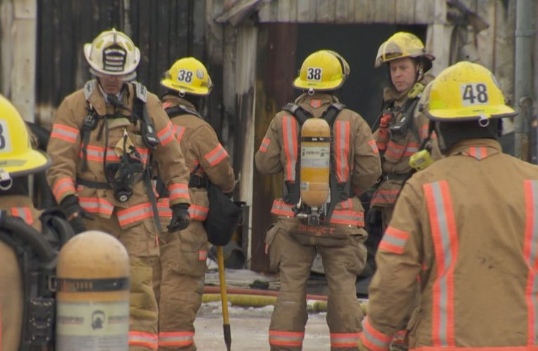 Montreal firefighters need priority access to COVID-19 vaccine, union says