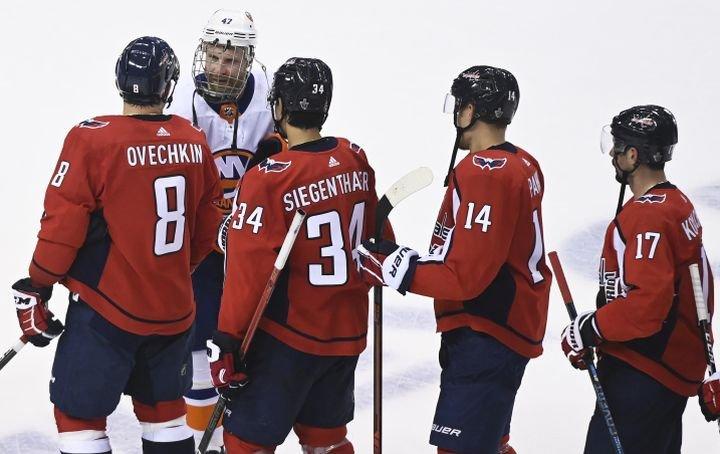NHL fines Washington Capitals $100K for violating COVID-19 protocols