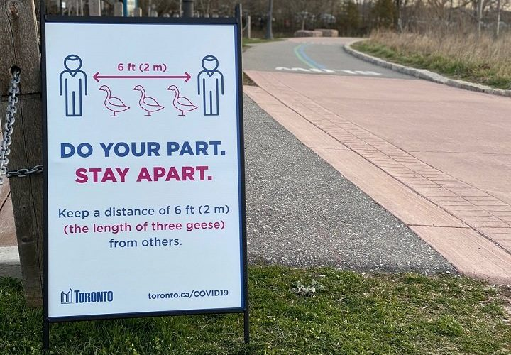 Ontario reports 2,417 new coronavirus cases, 50 more deaths