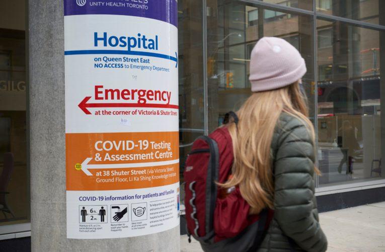 Ontario reports 3,326 new coronavirus cases, 62 more deaths