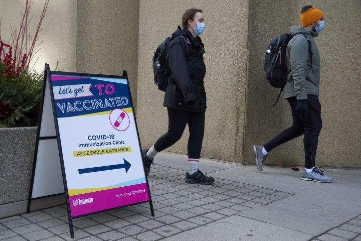 Ontario reports more than 1,800 new coronavirus cases, 58 more deaths