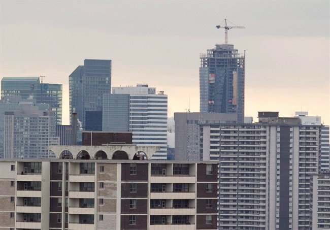 Ontario's new COVID-19 restrictions still allow for builders to keep working on condos, other jobs