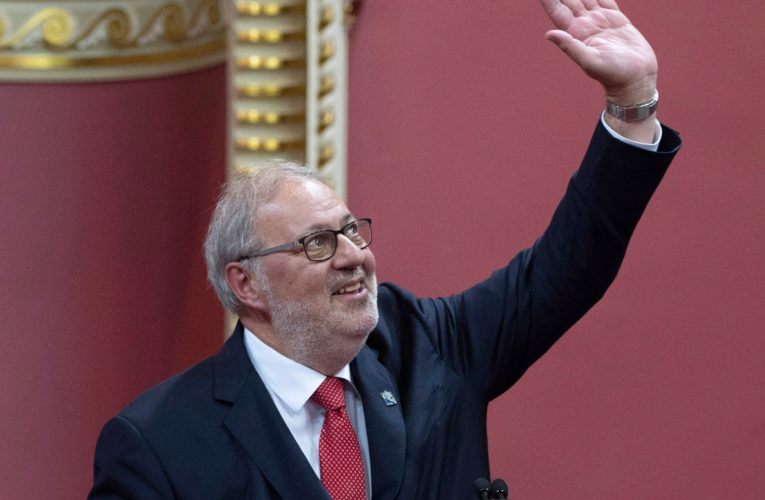 Quebec Liberal Pierre Arcand stripped of shadow cabinet roles after Barbados trip