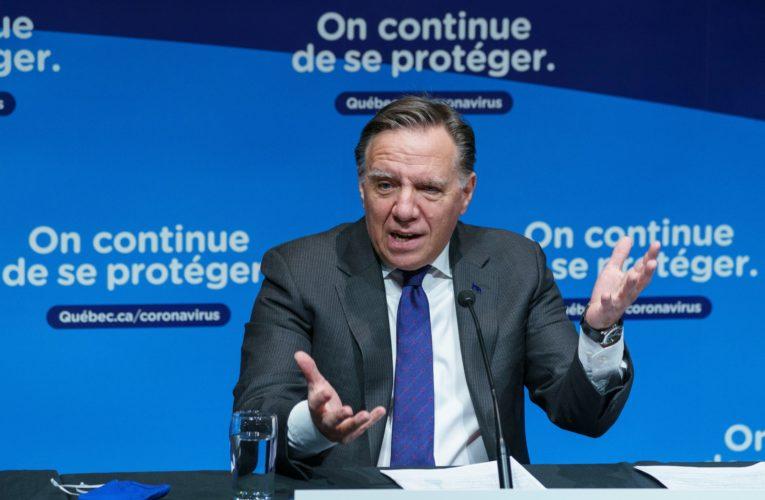 Quebec mulls easing coronavirus restrictions in some regions starting in February