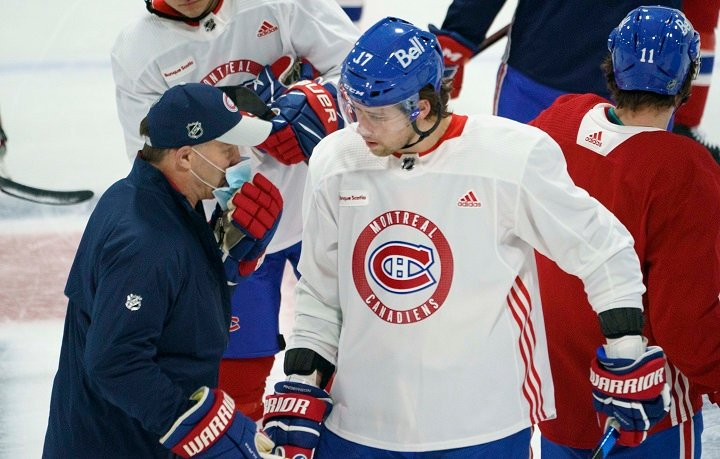 Quebec public health greenlights Montreal Canadiens return to play