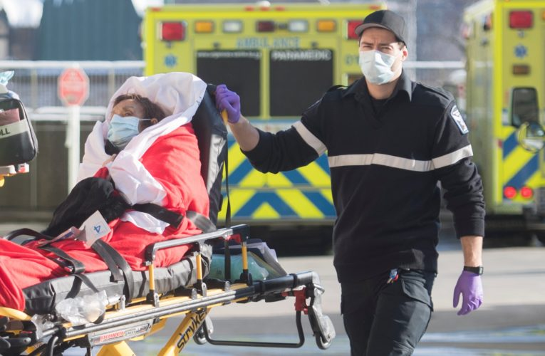Quebec records 2,508 new cases, 62 more deaths amid COVID-19 surge