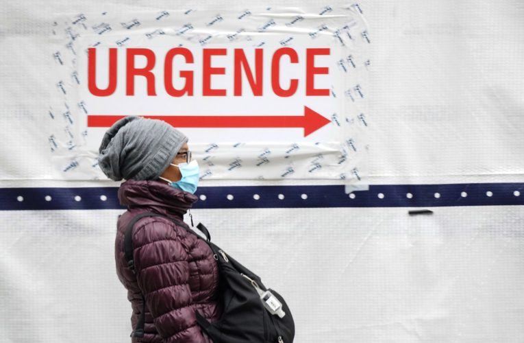 Quebec reports 2,132 new coronavirus cases, 64 additional deaths