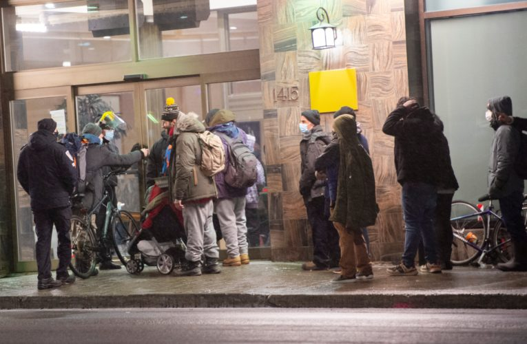 Quebec will exempt homeless from COVID-19 curfew after court ruling