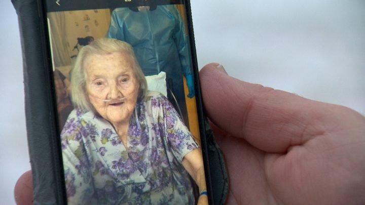 Son of 98-year-old COVID-19 survivor urges public health compliance in Saskatchewan