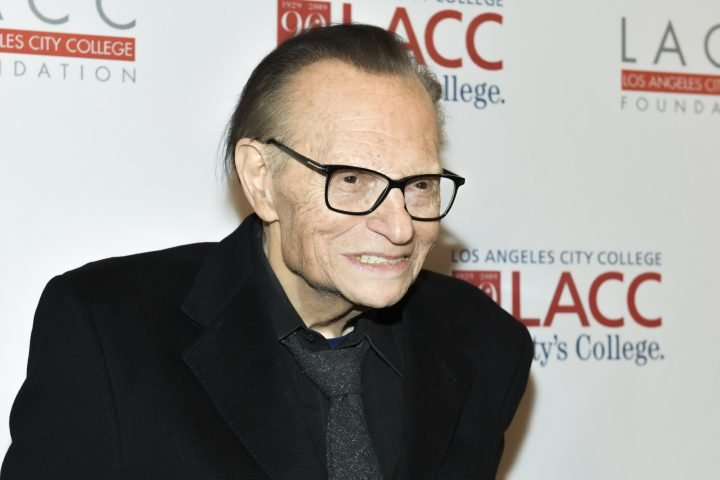 Talk show host Larry King hospitalized due to COVID-19: reports