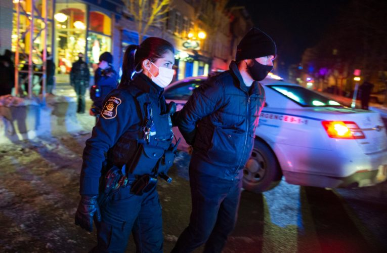 Too early to credit curfew for drop in COVID-19 cases in Quebec, health experts say