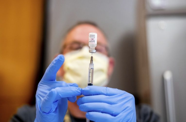 U.K. doctors to 'urgently review' 12-week gap between coronavirus vaccine doses