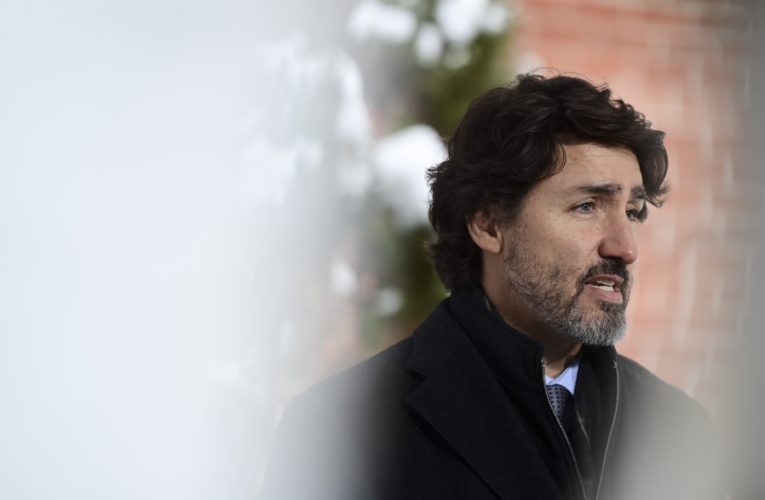 Watch live as Trudeau, officials discuss COVID-19 and vaccine rollout