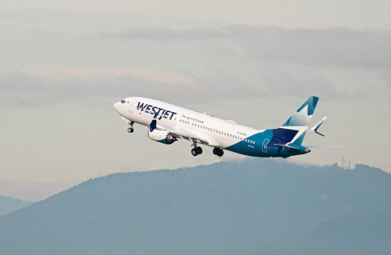 WestJet returning Boeing's troubled 737 MAX 8 to service with commercial flight