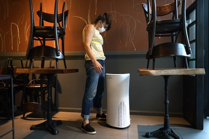 As COVID-19 fuels demand for air purifiers, experts warn of risks
