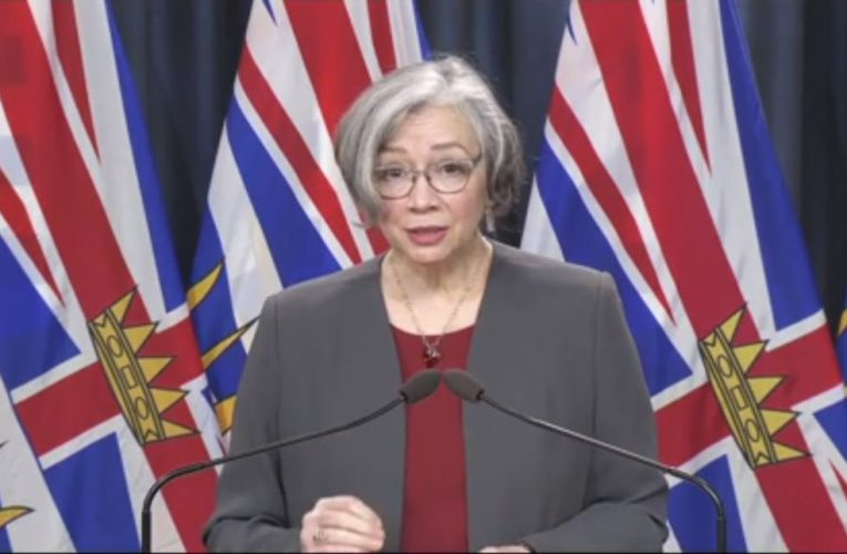 B.C. officials say there is no evidence of transmission of COVID-19 variants in schools