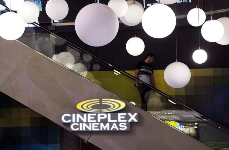Cineplex willing to turn movie theatres into coronavirus vaccine sites: CEO