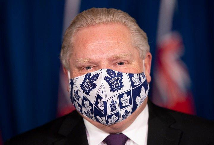 Coronavirus: Indoor dining allowed for NHL teams while Ontario still under lockdown