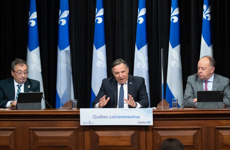 Coronavirus: Quebec reopens non-essential businesses but curfew maintained