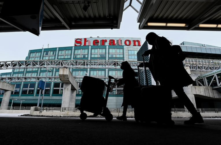 Feds unveil list of hotels for mandatory post-travel COVID-19 quarantine