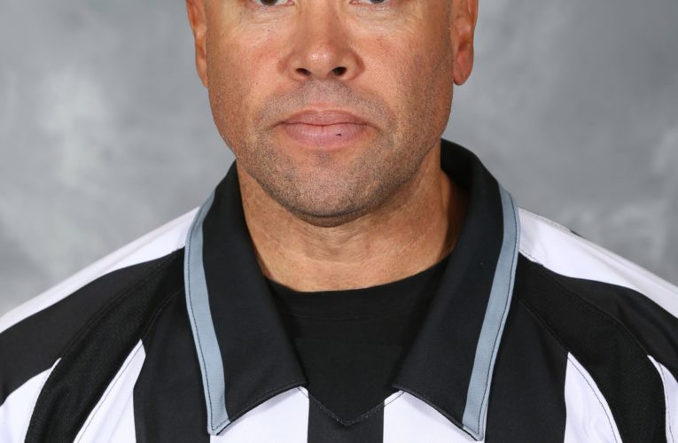 Jay Sharrers, hockey pioneer: 'I wasn't thinking about being the first Black official'