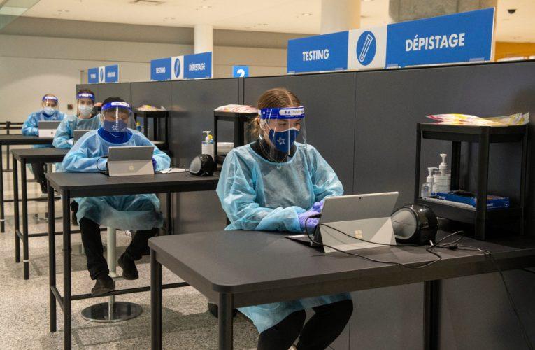Mandatory COVID-19 testing of international travellers takes effect in Ontario