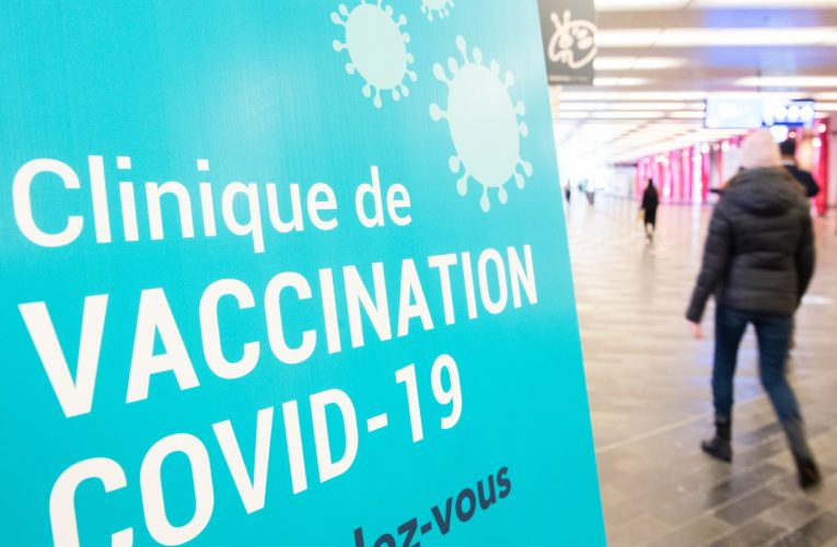 Montrealers who are 80 and older can now book appointment for COVID-19 vaccine