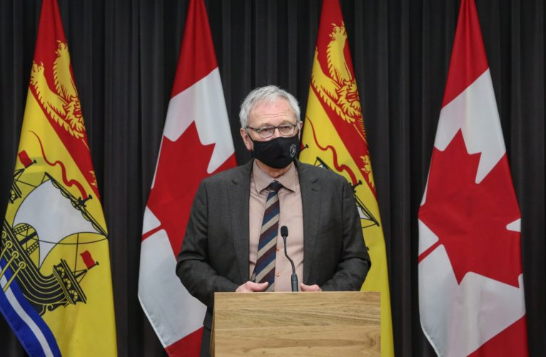 New Brunswick reports 14 new COVID-19 cases on Wednesday