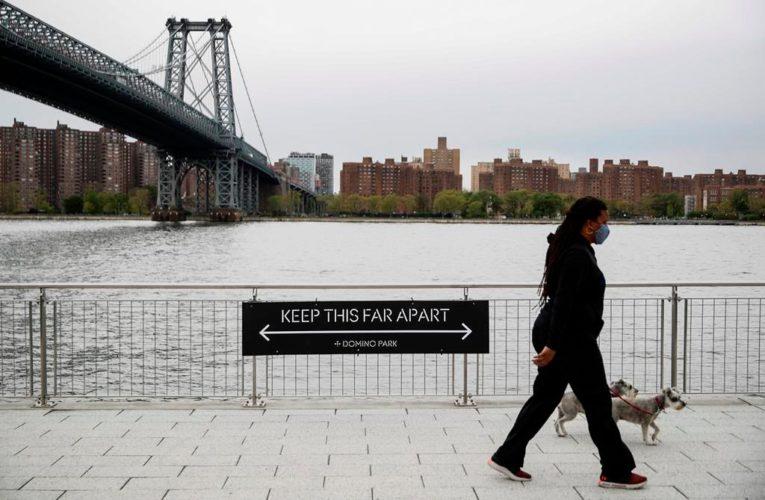 New coronavirus variant spreading in New York City, researchers say