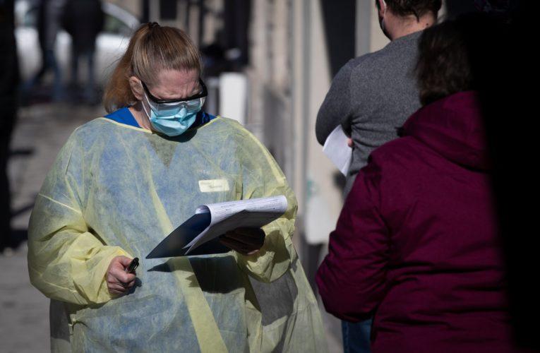 Ontario reports 1,072 new coronavirus cases, 41 more deaths