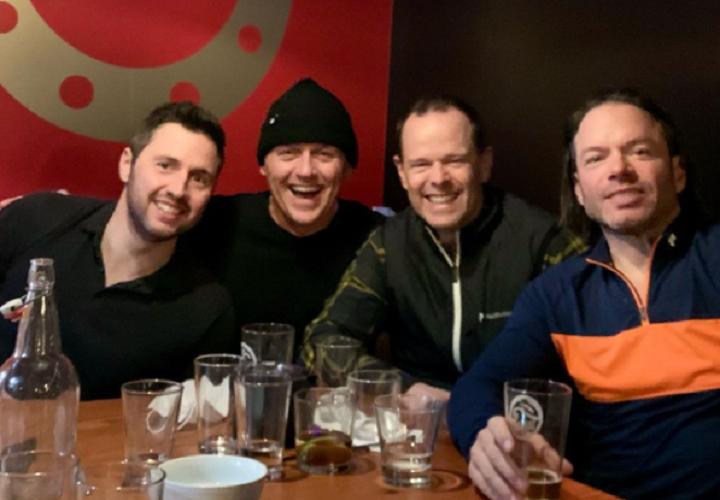 Quebec Olympians' mask-less photo in B.C. ski town raises eyebrows