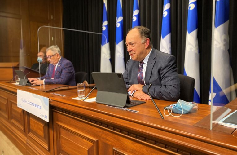 Quebec to boost screening for coronavirus variants, ramp up vaccinations in Montreal
