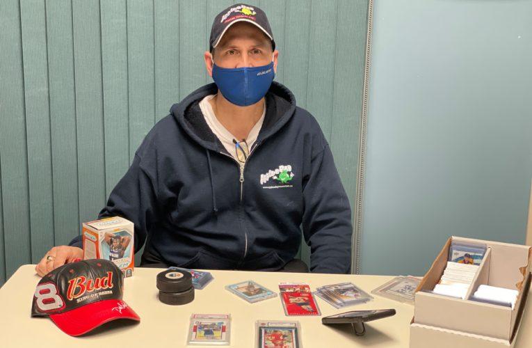 Sports cards collectors generating big profits amid COVID-19