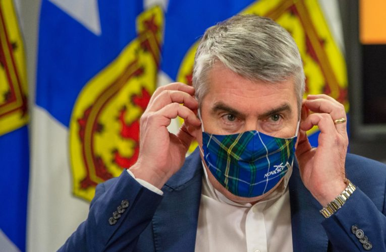 Stephen McNeil 'proud' of legacy as N.S. Liberals prepare to choose new leader