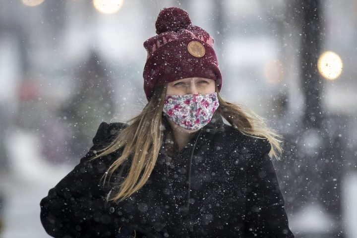 With coronavirus variants spreading, are masks needed outdoors?