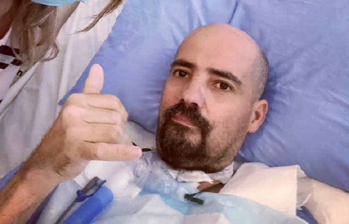48-year-old Toronto man who spent 110 days in hospital due to COVID-19 shares vital warning